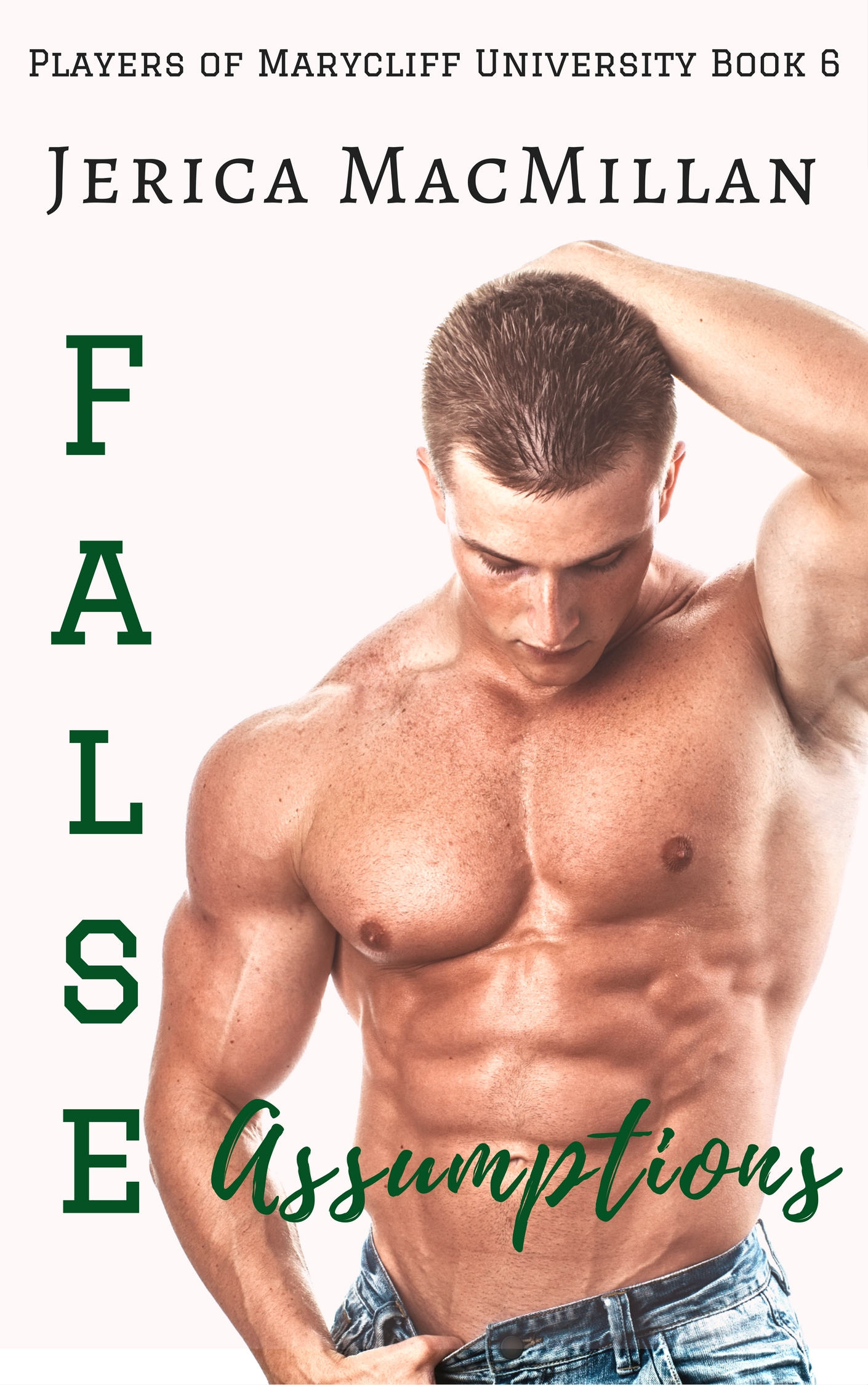 False Assumptions Cover Reveal